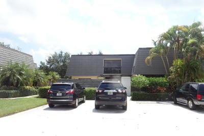 Palm Beach Gardens Townhouse For Sale: 710 7th Terrace