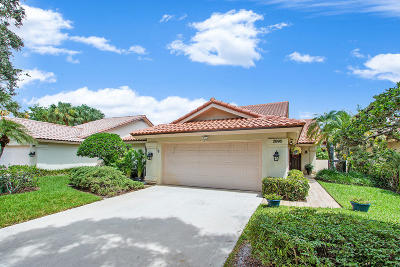 West Palm Beach Single Family Home For Sale: 2895 Farragut Lane