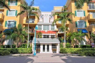 Delray Beach Condo For Sale: 250 NE 3rd Avenue #1414