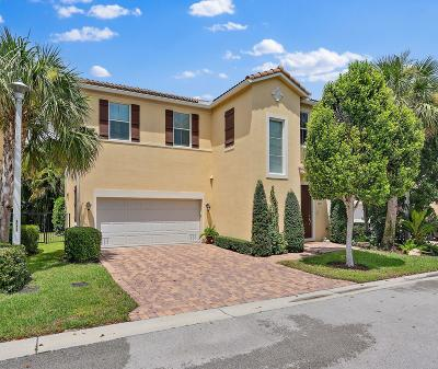 Boynton Beach Single Family Home For Sale: 3675 Wolf Run Lane