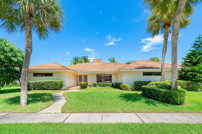 Boca Raton Single Family Home For Sale: 729 Camino Lakes Circle