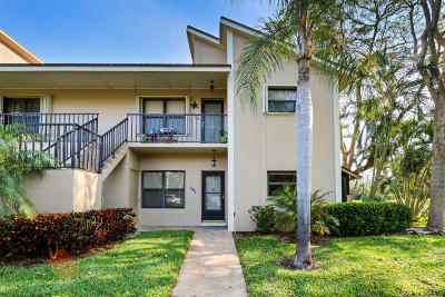 Jupiter Condo For Sale: 101 Clubhouse Circle