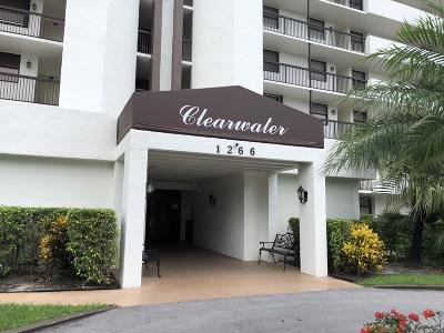 Broward County Condo For Sale: 1266 S Military Trail #553