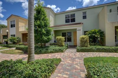 Boca Raton Townhouse For Sale: 5029 NW 15th Terrace