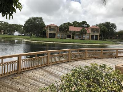 West Palm Beach Condo For Sale: 4855 Via Palm Lakes #901