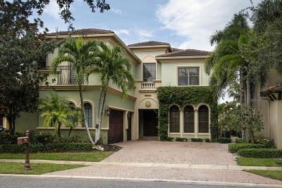 Palm Beach County Single Family Home For Sale: 17760 Villa Club Way