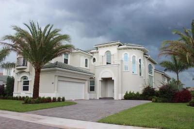 Jupiter Single Family Home Sold: 147 Elena Court