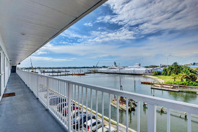 West Palm Beach Condo For Sale: 4500 Flagler Drive #C20