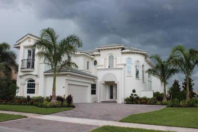 Jupiter Single Family Home Sold: 175 Elena Court