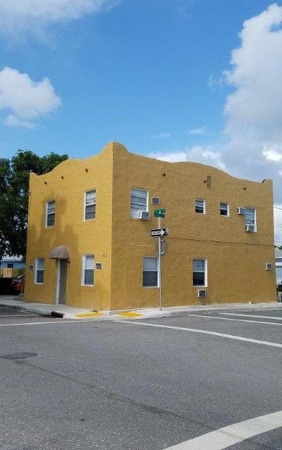 Lake Worth Multi Family Home For Sale: 101 S D Street