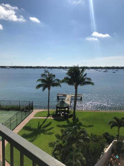 West Palm Beach Condo For Sale: 5200 Flagler Drive #503