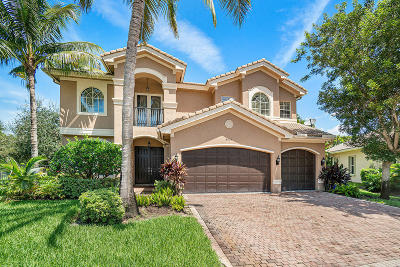 Boynton Beach Single Family Home For Sale: 8915 Heartsong Terrace