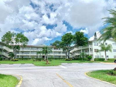 Boca Raton Condo For Sale: 250 Dorset F #250