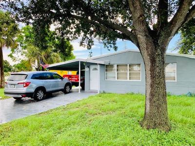 Delray Beach Single Family Home For Sale: 520 SW SW 14th Ave Avenue