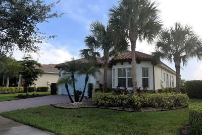 Royal Palm Beach Single Family Home For Sale: 2512 Vicara Court