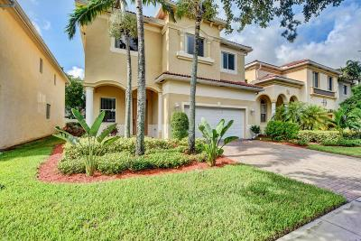 West Palm Beach Single Family Home For Sale: 278 Gazetta Way