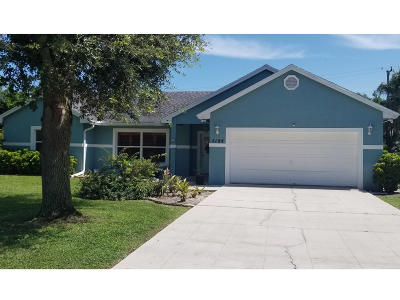 Delray Beach FL Single Family Home For Sale: $364,900