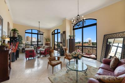 West Palm Beach Condo For Sale: 701 S Olive Avenue #314