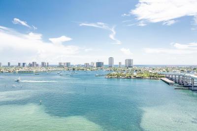 Palm Beach County Condo For Sale: 2640 Lake Shore Drive #1110