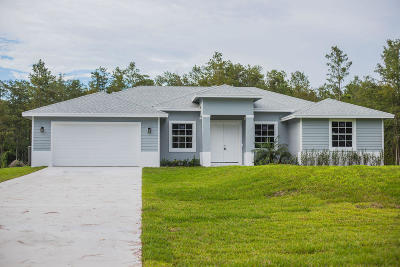 Loxahatchee Single Family Home For Sale: 16559 Temple Boulevard