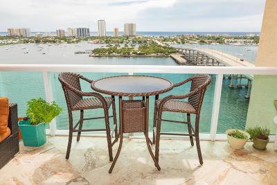 Palm Beach County Condo For Sale: 2640 Lake Shore Drive #1715