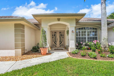 Pinecrest Lakes, Pinecrest Lakes Ph I, Pinecrest Lakes Ph Iii Single Family Home For Sale: 3060 NE Heather Court