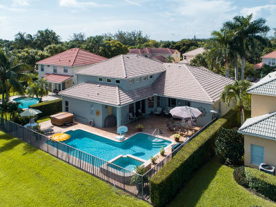 Delray Beach FL Single Family Home For Sale: $679,000
