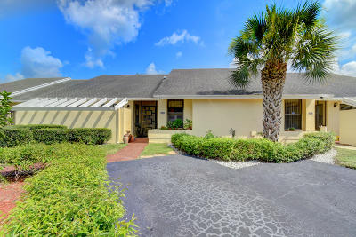 Boca Raton Single Family Home For Sale: 10783 Waterberry Drive