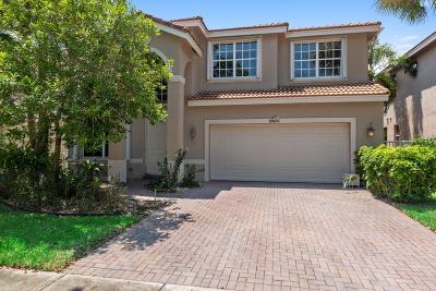 Boynton Beach Single Family Home For Sale: 12629 Colony Preserve Drive