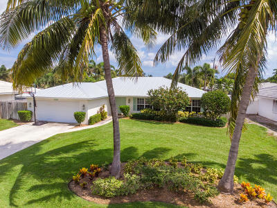 Boynton Beach Single Family Home Contingent: 1331 SW 25th Way