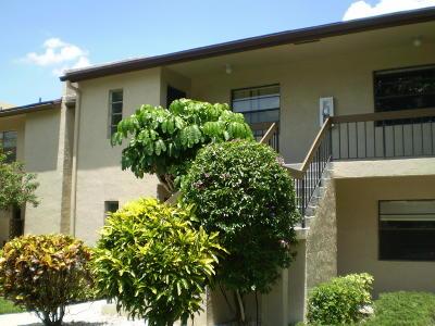 Boca Raton Condo For Sale: 8425 Casa Del Lago #H