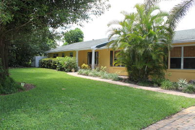 Hobe Sound Single Family Home For Sale: 9005 SE Bobwhite Street