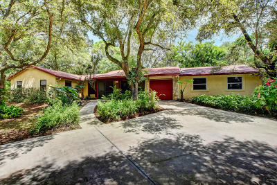 West Palm Beach Single Family Home For Sale: 13879 58th Court