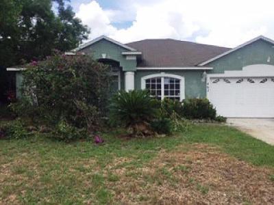 Port Saint Lucie Single Family Home For Auction: 462 SW College Park Road