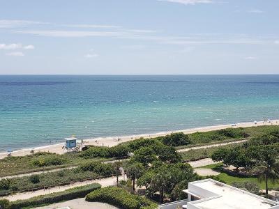 Miami-Dade County Condo For Sale: 9341 Collins Avenue #905