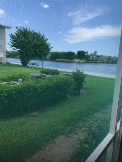 Boynton Beach Condo For Sale: 370 E Horizons Way #111