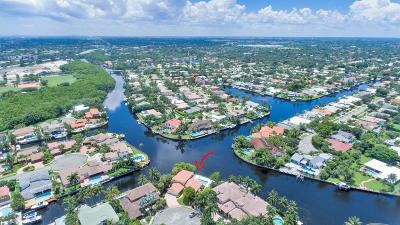 Palm Beach County Single Family Home For Sale: 598 SW 15th Street
