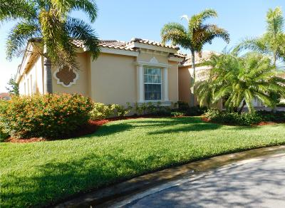 St Lucie County Single Family Home For Sale: 11729 SW Apple Blossom Trail