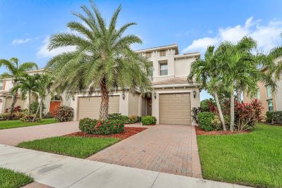 Royal Palm Beach Single Family Home For Sale: 2429 Bellarosa Circle