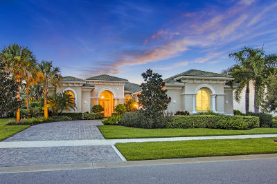Jupiter Single Family Home For Sale: 119 Sonata Drive
