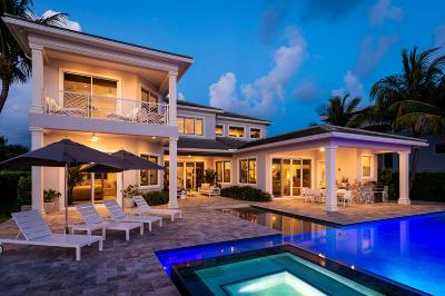 Palm Beach County Single Family Home For Sale: 317 S Atlantic Drive