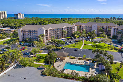 Jupiter Condo For Sale: 275 Palm Avenue #C403