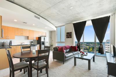 West Palm Beach Condo For Sale: 300 S Australian Avenue #1216
