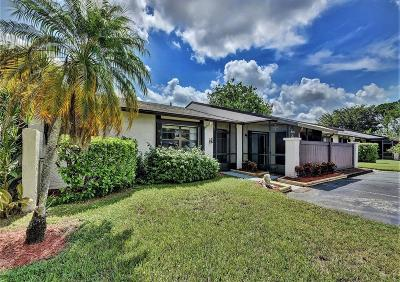 Royal Palm Beach Single Family Home For Sale: 85 Conaskonk Circle