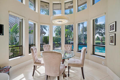 Palm Beach County Single Family Home For Sale: 5077 Suffolk Drive