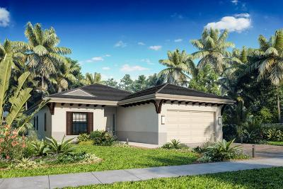 West Palm Beach Single Family Home For Sale: 2949 Gin Berry Way