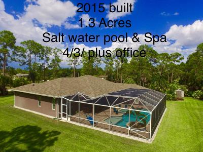 Loxahatchee Single Family Home For Sale: 16736 89th Place