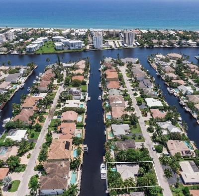 Delray Beach Residential Lots & Land For Sale: 929 Cypress Drive