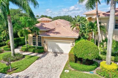 Palm Beach Gardens Single Family Home For Sale: 201 Andalusia Drive