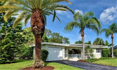 Boca Raton Single Family Home For Sale: 501 SW 8th Terrace